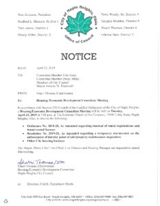 Icon of April 22, 2019 Meeting Notice And Packet