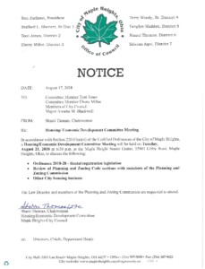 Icon of August 21, 2018 Meeting Notice
