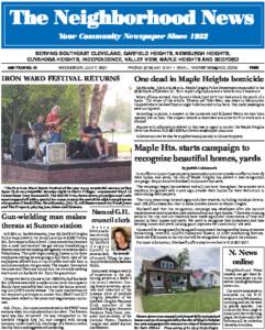 Icon of July 7, 2021 Neighborhood News
